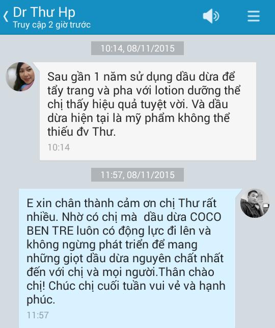dau-dua-nguyen-chat-va-Dr. Thu