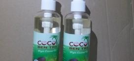 Dầu dừa COCO BEN TRE