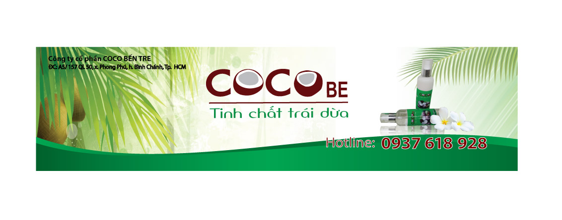 Dầu dừa COCOBE